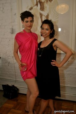 valerie geffner in The One Dress Launch