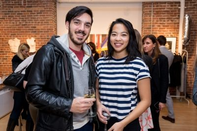 irene yoo in Kamila Dmowska Holiday Trunk Show