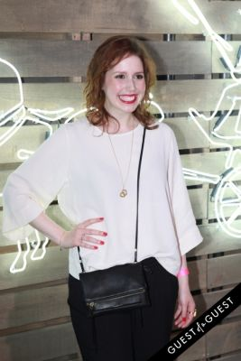 vanessa bayer in Coach Presents 2014 Summer Party on the High Line