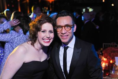 vanessa bayer in American Museum of Natural History Gala 2014