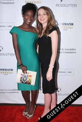 vanessa cameron in The Resolution Project's Resolve 2014 Gala