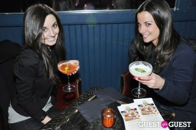 vanessa flynn in THRILLIST & TASTING TABLE Present MARTINI WEEK