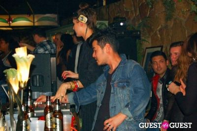 vanessa giovacchini in D&D Most Wanted w/ Posso the DJ & The Teddy Boys