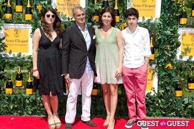 david bensimon in Veuve Clicquot Polo Classic 2013