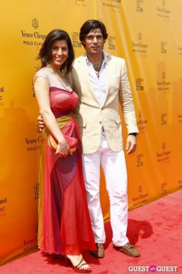 nacho figueras in Veuve Clicquot Polo Classic at New York
