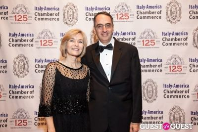 gianni sellers in Italy America CC 125th Anniversary Gala