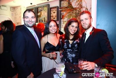 angela lozada in Team Fox Young Professionals of NYC Fall Gala