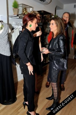gabrielle vallarino in V CURATED private launch