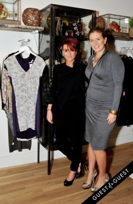 jessica geier in V CURATED private launch