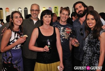 steve savage in Ed Hardy:Tattoo The World documentary release party