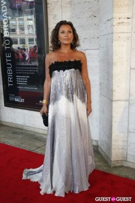 vanessa williams in New York City Ballet Spring Gala 2011