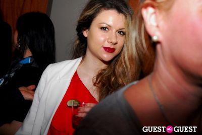 vanina yankova in Foodie Brat Launch Party