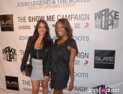venita in Listening Party for John Legend & The Roots upcoming album
