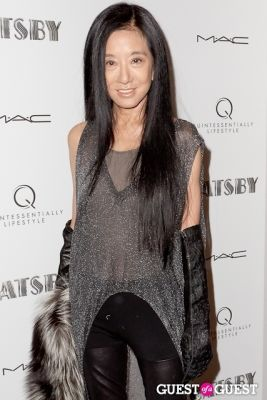 vera wang in A Private Screening of THE GREAT GATSBY hosted by Quintessentially Lifestyle