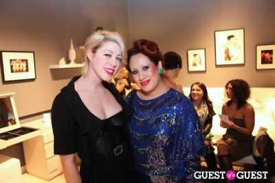 veronica ibarra in Pop Up Event Celebrating Beauty, Art & Fashion