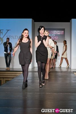 veronica spadaro in Fame Rocks Fashion Week 2012 Part 11