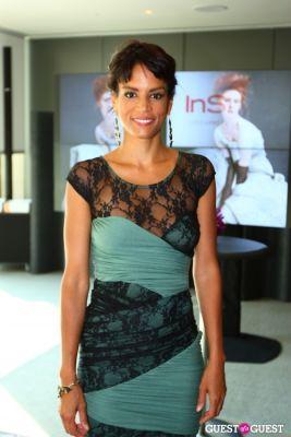veronica webb in I-ELLA.com Cocktail Party at the InStyle Lounge at Lincoln Center During Mercedes-Benz Fashion Week