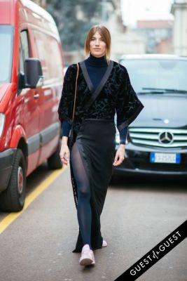 veronika heilbrunner in Milan Fashion Week PT 2