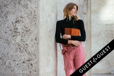 veronika heilbrunner in Paris Fashion Week Pt 3