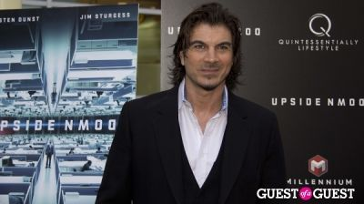"victor alfieri in Quintessentially hosts ""UPSIDE DOWN"" - Starring Kirsten Dunst and Jim Sturgess"