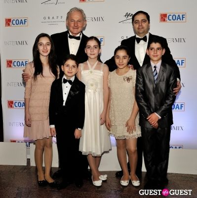 robert ziroyan in Children of Armenia Fund 9th Annual Holiday Gala - gallery 1