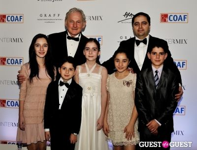 special guests-from-armenia in Children of Armenia Fund 9th Annual Holiday Gala - gallery 1