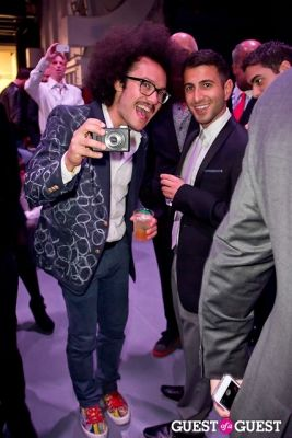 victor jeffreys-ii in Jeffrey Fashion Cares 10th Anniversary Fundraiser
