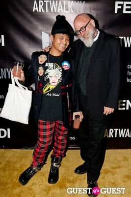 edward sunderland in 18th Annual Artwalk NY Benefiting Coalition for the Homeless