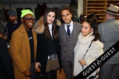 victor vaughns in Stetson and JJ Hat Center Celebrate Old New York with Just Another, One Dapper Street, and The Metro Man