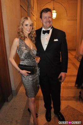 victoria hawbecker in Frick Collection Spring Party for Fellows