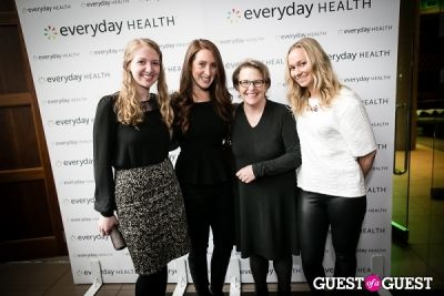 victoria marlin in Everyday Health IPO Party