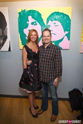 ryland angel in Victoria Schweizer's Gallery Grand Opening