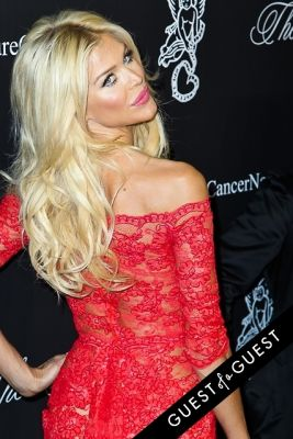 victoria silvstedt in Brazil Foundation XII Gala Benefit Dinner NY 2014