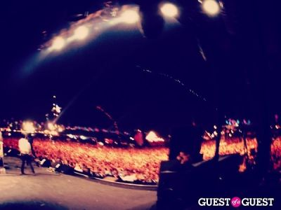 view of-the-crowd-from-backstage in Everything Coachella: Backstage & On Stage & Secret After Show Performances & VIP Pool Parties