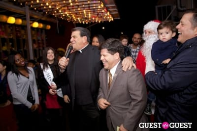 vincent j.-gentile in Strazzullo Law Firm annual Christmas Tree Lighting