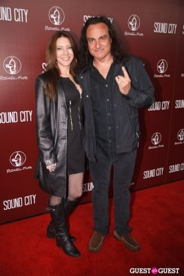vinny appice in Sound City Los Angeles Premiere
