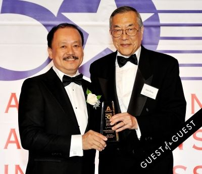 virachart pokpoonpipat in Outstanding 50 Asian Americans in Business 2014 Gala