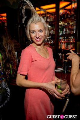 virginia chieco in Mara Hoffman & Pamela Love celebrate Halloween