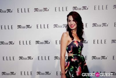 "virginia welch in ELLE MAGAZINE AND ""MODERN FAMILY"" STAR SARAH HYLAND HOST SONGBIRDS' ""MISS ME"" ALBUM RELEASE PARTY"