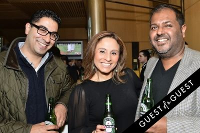 vive katerin in Open Your World Networking Event: Presented By Heineken