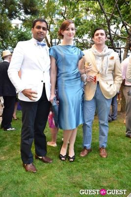 jason allegrante in The Frick Collection's Summer Soiree