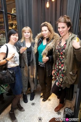 rebecca couche in Scotch & Soda Launch Party