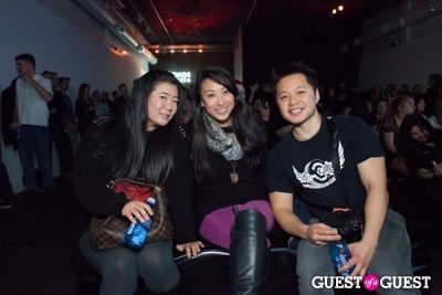 angela chang in An Evening with The Glitch Mob at Sonos Studio