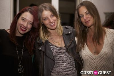 vivianne lapointe in Aleim Magazine 3rd Issue Launch Party