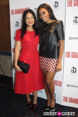 vivienne tam in The Grandmaster NY Premiere