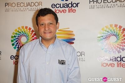 vladimir torres in ProEcuador Los Angeles Hosts Business Matchmaking USA-Ecuador 2013