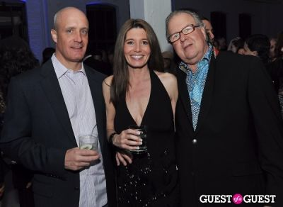 wally mclellan in Carbon NYC Spring Charity Soiree