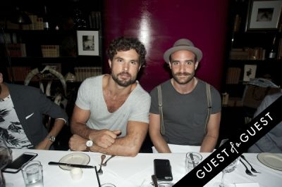 walter savage in To Boot New York Celebrates NYFW: Mens