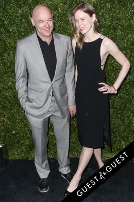 walton ford in Chanel's Tribeca Film Festival Artists Dinner