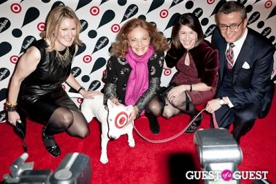 diane von-furstenberg in Target and Neiman Marcus Celebrate Their Holiday Collection